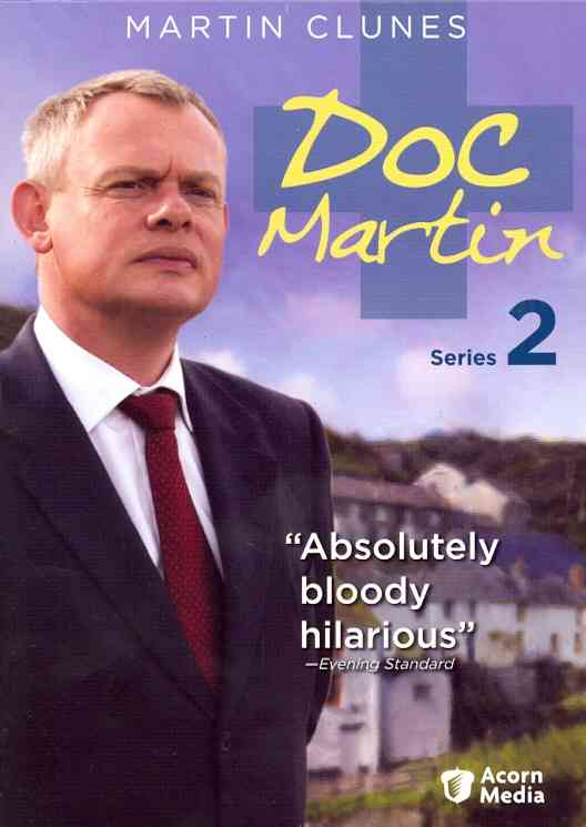 DOC MARTIN SERIES 2 BY DOC MARTIN (DVD)