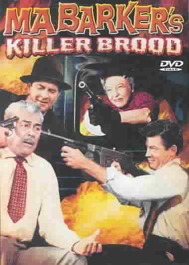 MA BARKER'S KILLER BROOD BY TUTTLE,LURENE (DVD)
